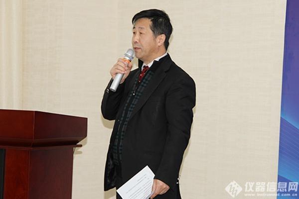 北京海光仪器有限公司总经理杜江