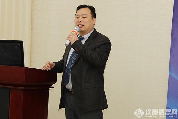 北京海光仪器有限公司副总经理刘海涛