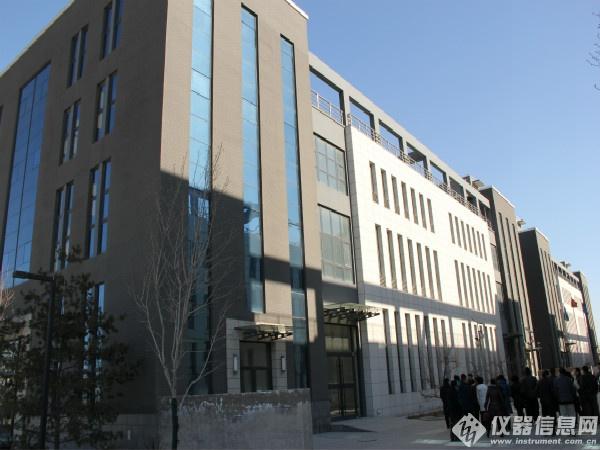 北京海光仪器公司生产车间新址
