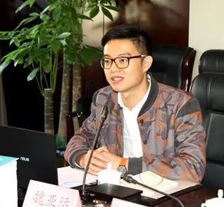 科技部评估中心项目主管 魏亚运