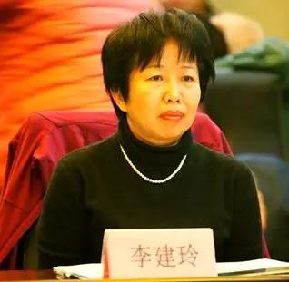 北京市科委条财处李建玲调研员